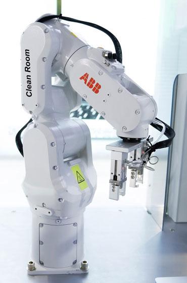 Automatización industrial robots