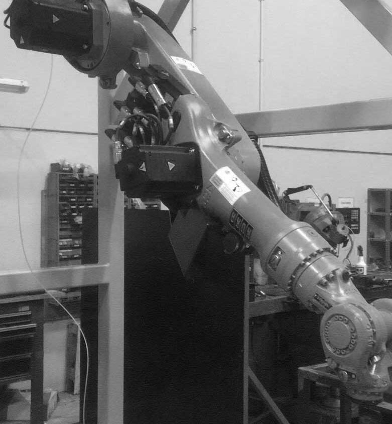 Robotización automatización zaragoza